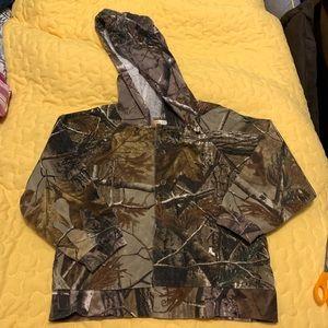 Bass Pro Shops Boys Size 4T Camouflage Jacket